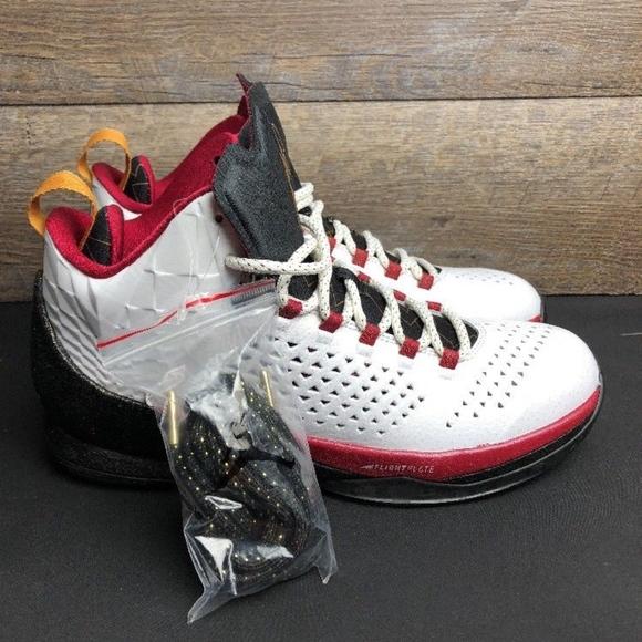 sale retailer aec8d 3000c Nike Air Jordan Melo M11 Basketball Shoes Xmas